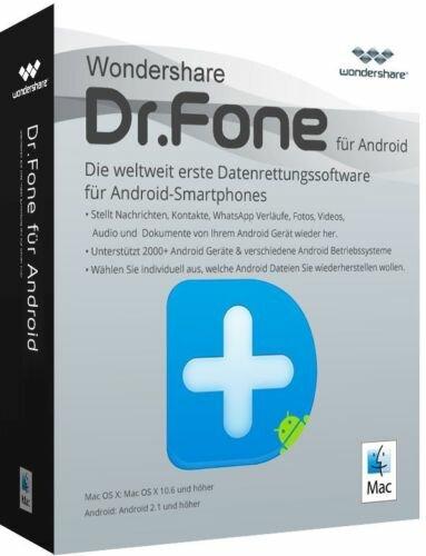 Wondershare Dr. Fone Crack With Registration code updated
