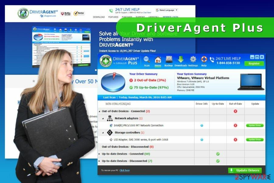 DriverAgent Plus Product Key Free Download Full