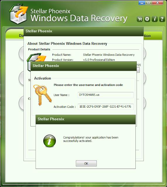 stellar phoenix data recovery software free download
