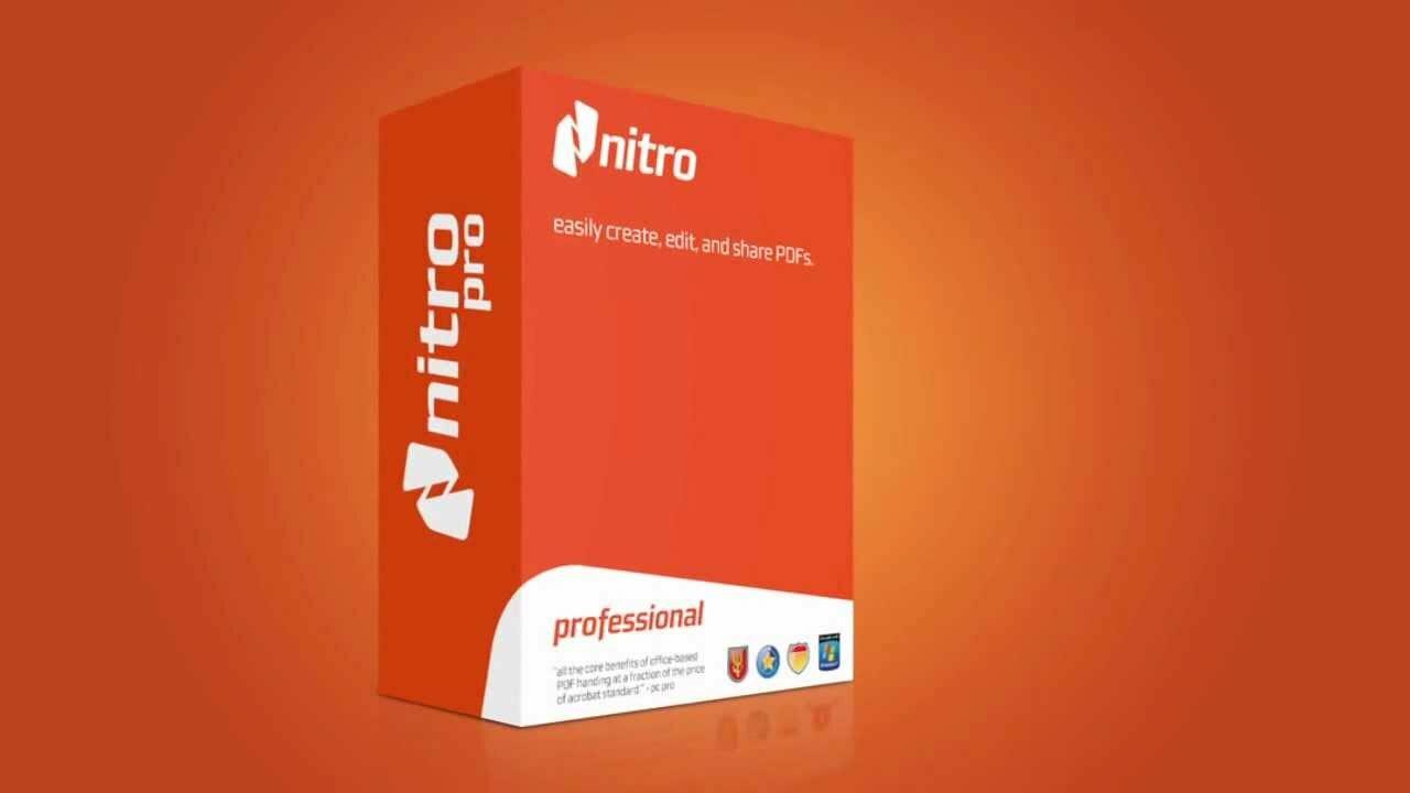 nitro pro 13 crack With Working Serial keygen