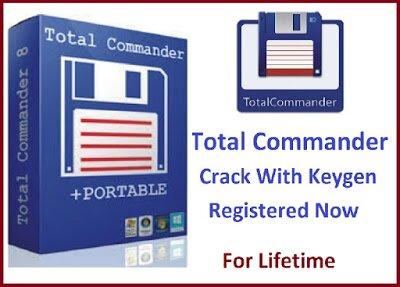 Total Commander Crack With Keygen Updated Full
