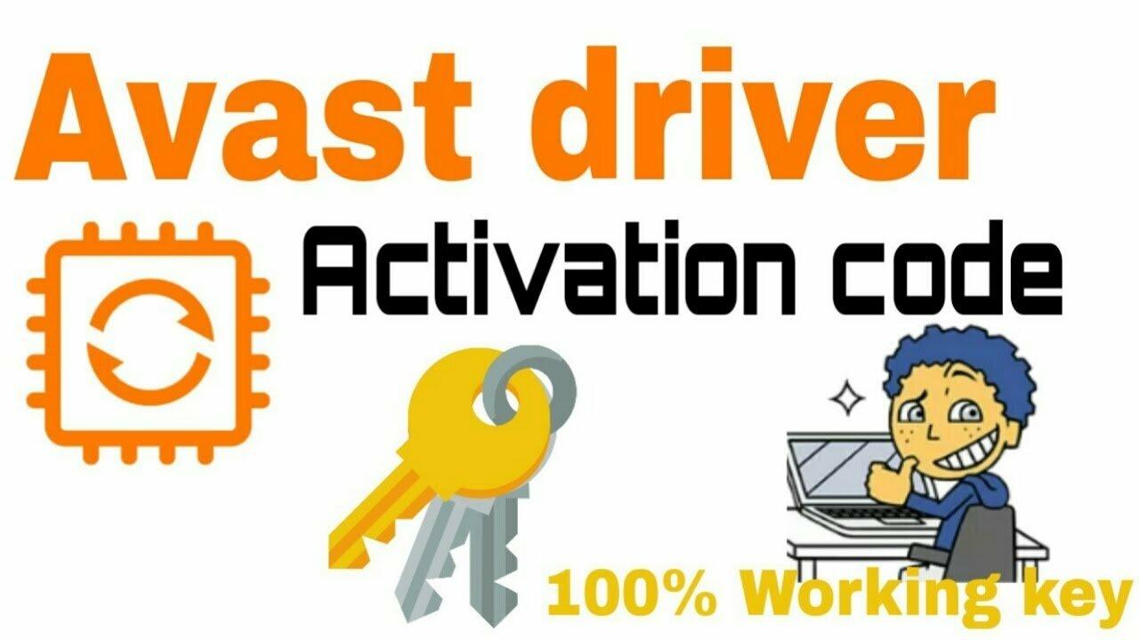 avast driver updater crack registration key list Updated
