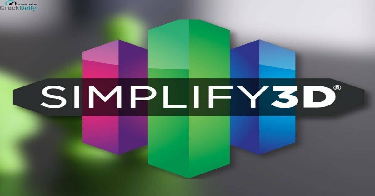 simplify3d Full Crack License Key Download