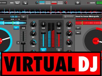 Virtual dj Pro Crack + Serial Key Full Download