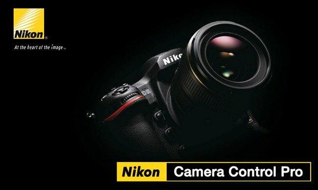 Nikon Camera Control Pro crack + Latest Version